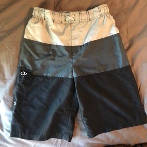 EUC Boys L/G 10-12 Swim Shorts